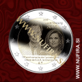 2015 Luksemburg 2 EUR (Prestol)
