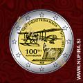 2015 Malta 2 EUR (Prvi polet)