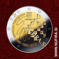 2015 Portugalska 2 EUR (Rdeči križ)
