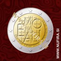 2015 Slovenija 2 EUR (EMONA)