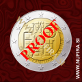 2015 Slovenija 2 EUR (EMONA), PROOF