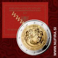 2015 Vatikan 2 EUR (Svetovno srečanje družin)