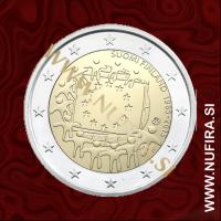 2015 Finska 2 EUR (EU zastava)