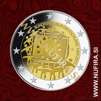 2015 Nemčija 2 EUR (EU zastava)