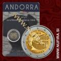2016 Andorra 2 EUR (Nove reforme)