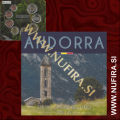 2016 Andorra BU SET (1c - 2 EUR)