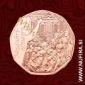 2016 Avstrija 5 EUR (Novo leto)
