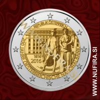 2016 Avstrija 2 EUR (Banka)