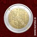 2016 Finska 2 EUR (Georg Henrik von Wright)
