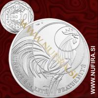 2016 Francija 10 EUR (Petelin)