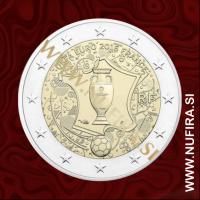 2016 Francija 2 EUR (UEFA)