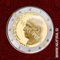 2016 Grčija 2 EUR (Dimitri Mitropoulos)