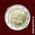 2016 Litva 2 EUR (Baltska Kultura)