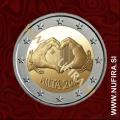 2016 Malta 2 EUR (Ljubezen)