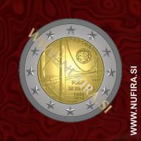2016 Portugalska 2 EUR (Most)