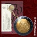 2016 San Marino 2 EUR (William Shakespeare)