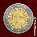 2016 Slovaška 2 EUR (Predsedovanje EU)