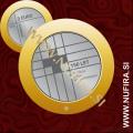 2016 Slovenija 3 EUR (Rdeči križ)