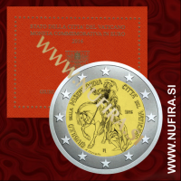 2016 Vatikan 2 EUR (Leto usmiljenja)