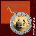 2016 Vatikan 2 EUR (Vatikanska policija)
