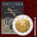 2017 Andorra 2 EUR (Anthem)