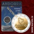 2017 Andorra 2 EUR (Pyrenees)