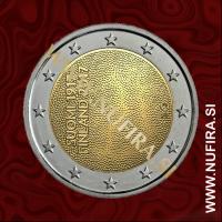 2017 Finska 2 EUR (Neodvisnost)
