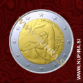 2017 Francija 2 EUR (Breast cancer)