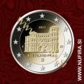 2017 Nemčija 2 EUR (Rhineland-Pfalz)