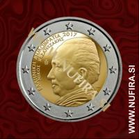 2017 Grčija 2 EUR (Nikos Kazantzakis)