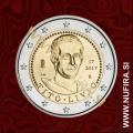 2017 Italija 2 EUR (Titus Livius, Tito Livio)