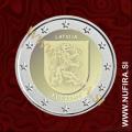 2017 Latvija 2 EUR (Kurzeme)
