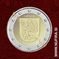 2017 Latvija 2 EUR (Latgale)