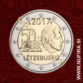 2017 Luksemburg 2 EUR (Vojska)