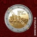 2017 Malta 2 EUR (Hagar Qim Temples)