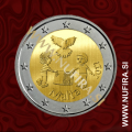 2017 Malta 2 EUR (Solidarity and peace)