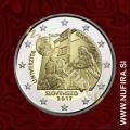 2017 Slovaška 2 EUR (Academia Istropolitana)