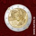 2018 Avstrija 2 EUR (100 let Avstrijske republike)