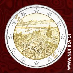 2018 Finska 2 EUR (Koli)