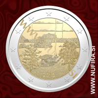 2018 Finska 2 EUR (Sauna)