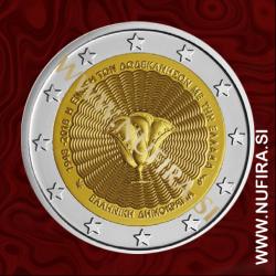 2018 Grčija 2 EUR (Dodecanese)
