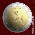 2018 Latvija 2 EUR (Zemgale)