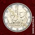 2018 Luksemburg 2 EUR (Guillaume)