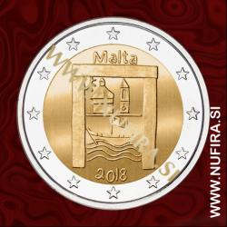 2018 Malta 2 EUR (Cultural Heritage)