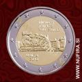 2018 Malta 2 EUR (Mnajdra Temples)