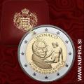 2018 Monako 2 EUR (Francois Joseph Bosio)