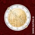 2018 Španija 2 EUR (Santiago de Compostela)