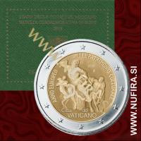 2018 Vatikan 2 EUR (Cultural Heritage)