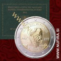 2018 Vatikan 2 EUR (Padre Pio)
