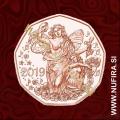 2019 Avstrija 5 EUR (Novo leto)